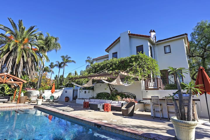 4BR El Cajon House w/Deck Overlooking Private Pool
