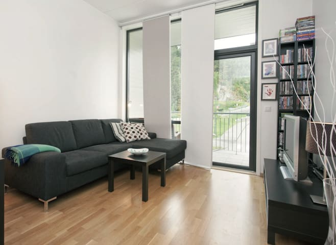 Nice and modern apartment close to the city centre - Trondheim - Lägenhet