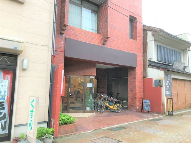 Basic Single, Kenrokuen Garden walking distance