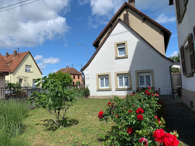 Claude and Nadia's House near Strasbourg