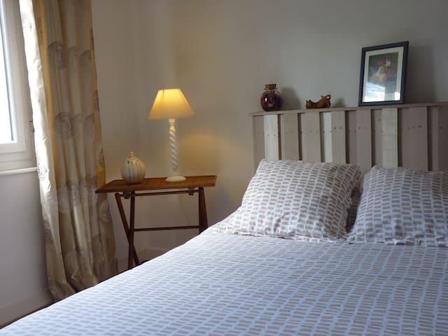 Lourdes : appartement  3 chambres dans maison