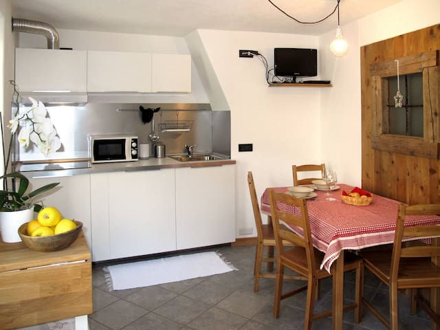 Holiday apartment Lo Chalet for 9 persons