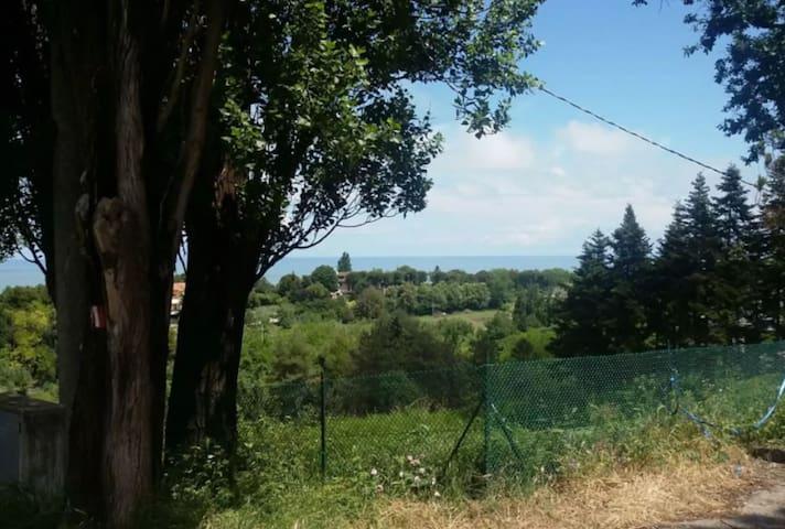 Romantica casetta nel Bosco... a 2 minuti dal Mare