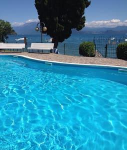 Appartamento in riva al lago - Manerba del Garda