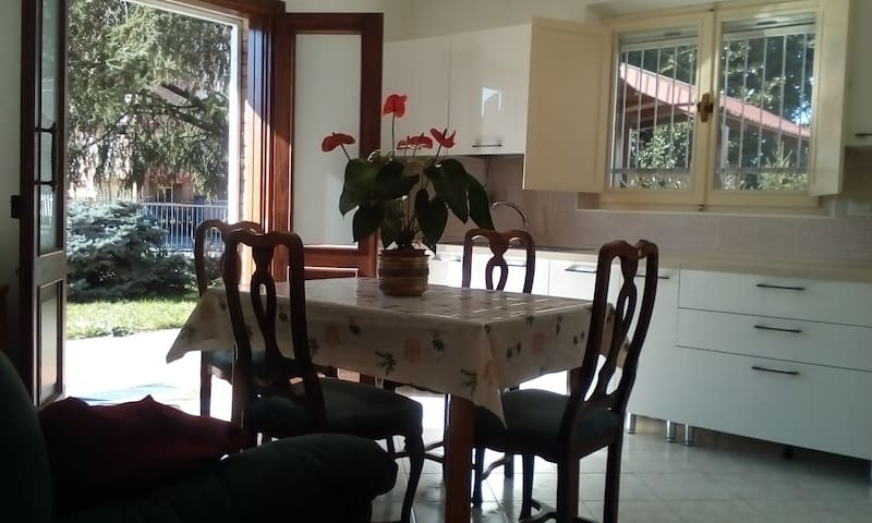 Flat with 2 bedrooms near Parma and Reggio Emilia