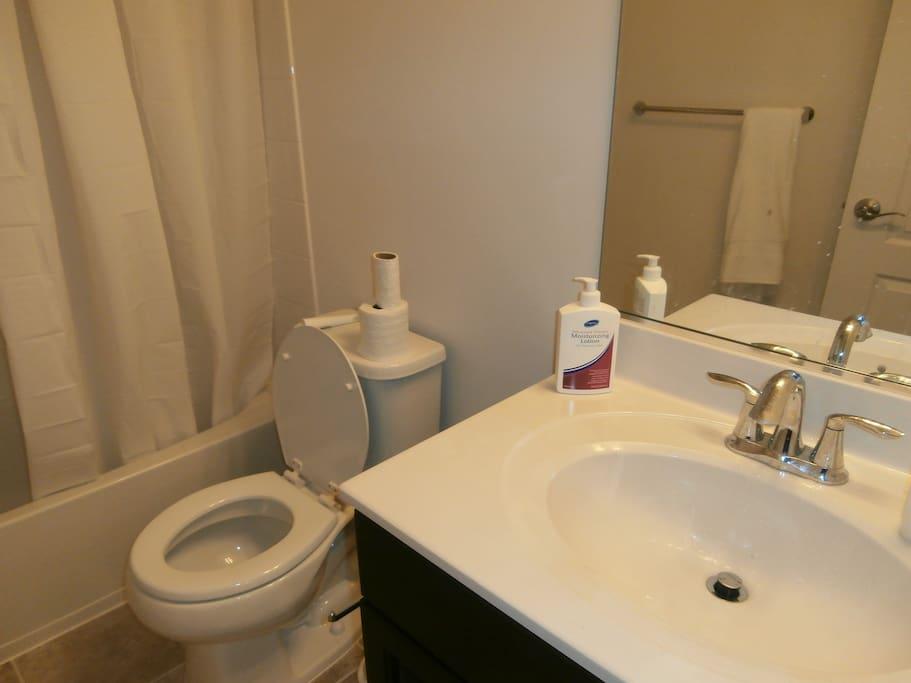 Shared Bath Room