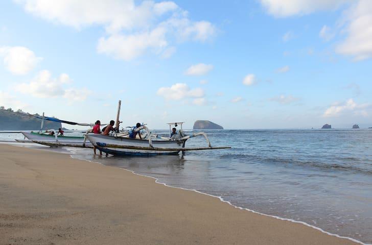 Bali Seascape Luxury Studio for 2.