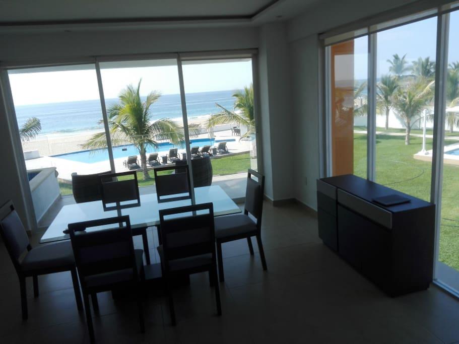 Vista desde la Suite HPC-5