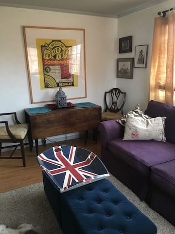 Charming Little Cottage Home - Farmington - Hus