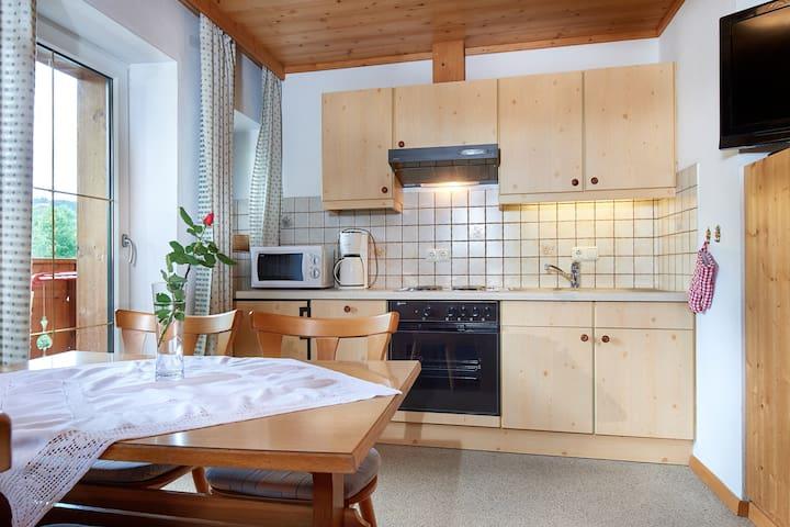 "Haus Obermühle Maria Alm Appartment 40 m2 ""3"""