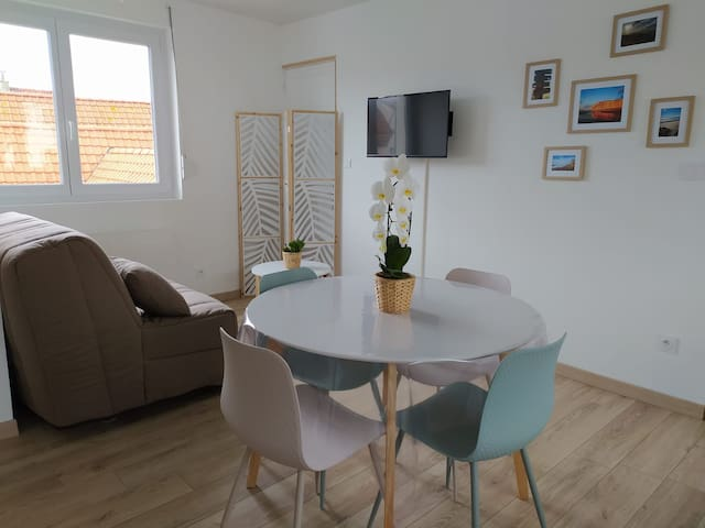 Njörd - Appartement 1 chambre à Wissant