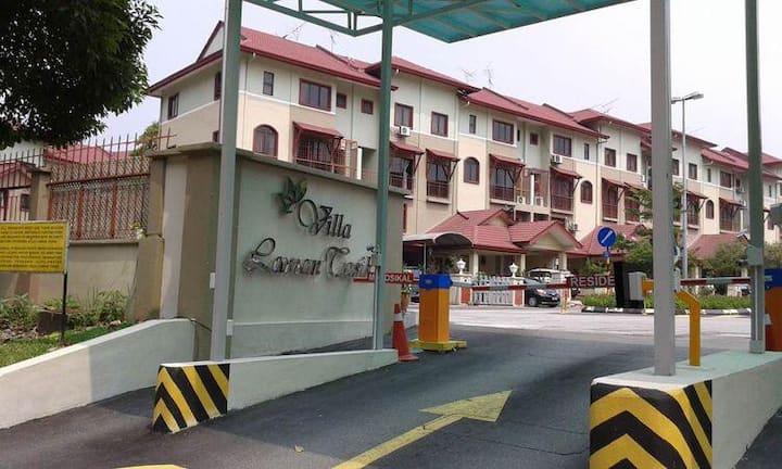Kuala Lumpur Magnolia@ MyQisha, Villa Laman Tasik