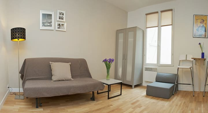 Oberkampf nice flat