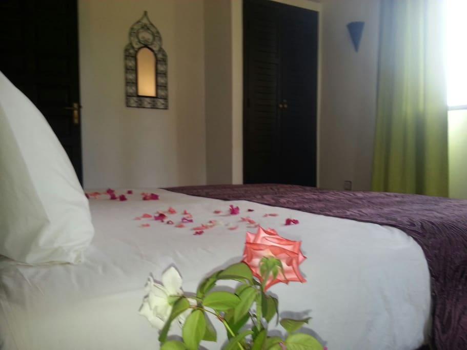 villa 4 personnes pas cher marrakech villas for rent in lahebichate marrakech tensift al. Black Bedroom Furniture Sets. Home Design Ideas