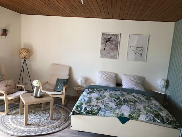 Joli studio meublé dans le canton du Jura