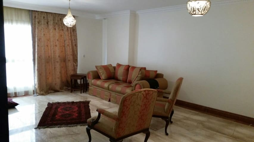 Cozy Beautiful Apartment in baron city compound