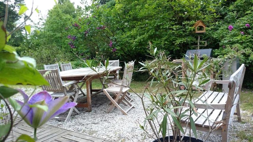 Le charme d'une maison familiale - Tourouvre - Casa