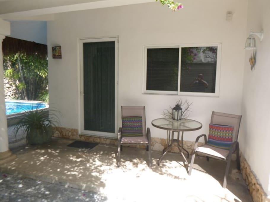 Casita Porch