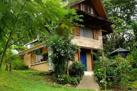 La casita del Rio - Golfito - Chatka w górach