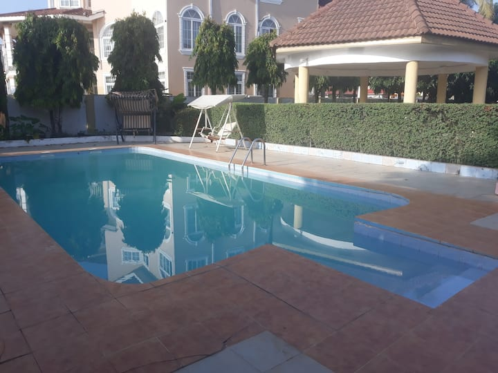 Exclusive Swimming Pool Event Place -
