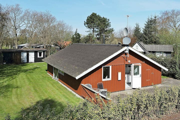 Exclusive Holiday Home in Hadsund Jutland with Sauna