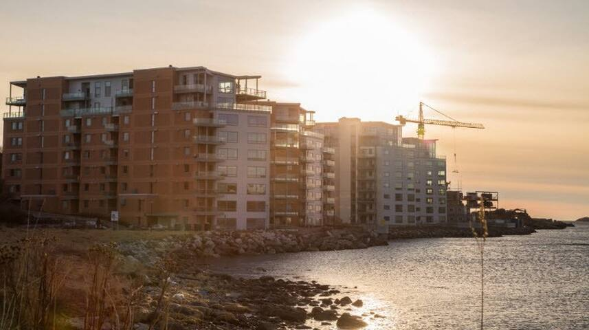 Nice apartment close to city centre in Bodø - Bodo - Flat