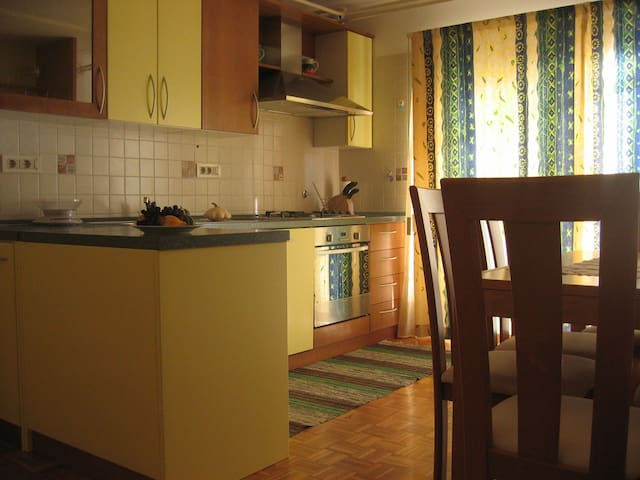 Apartment in the heart of Brda wine region - Zali Breg - Apartemen