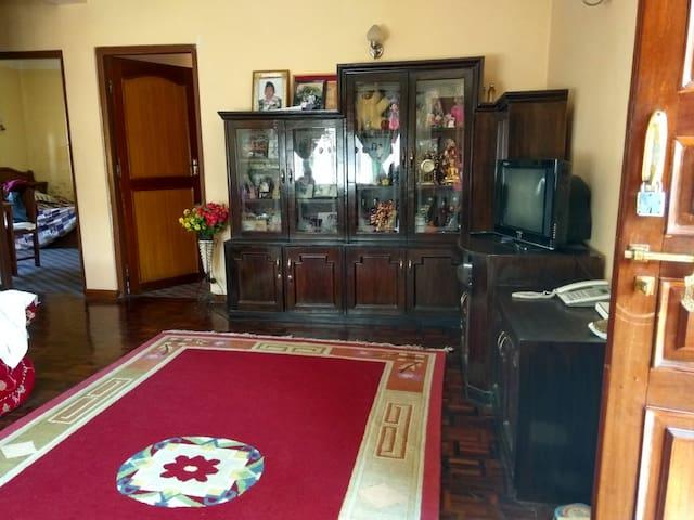 Prakirti's Home
