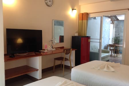 NEW - Mittraphap House - Twin Suite