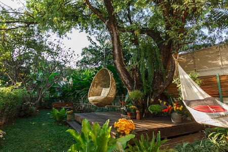 Baan Nimman,  Garden Villa in The City @ Nimman