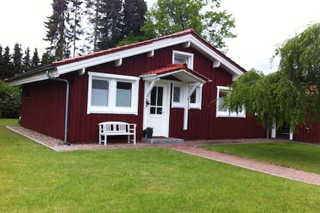 Ferienhaus in Fintel - Fintel - Ferienunterkunft