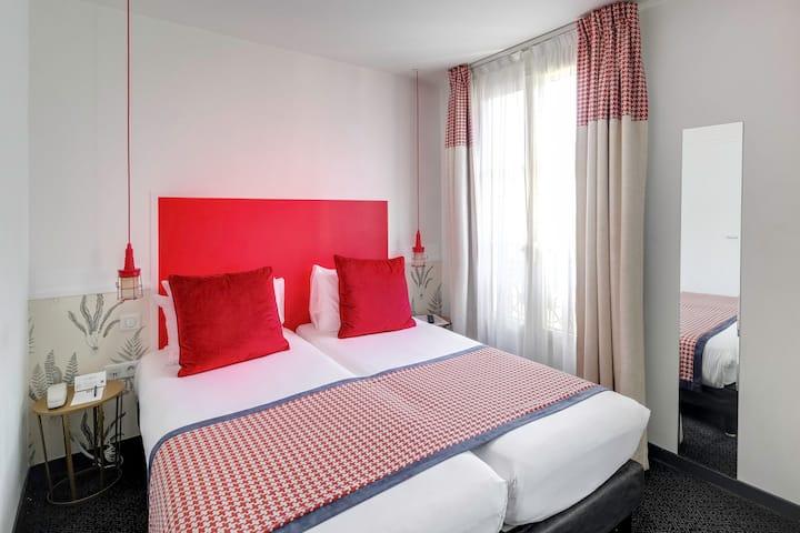 Hotel George***STD Twin room - FREE Breakfast
