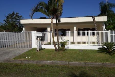 Casa na praia em Matinhos/PR
