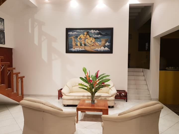 Luxury House in Galle