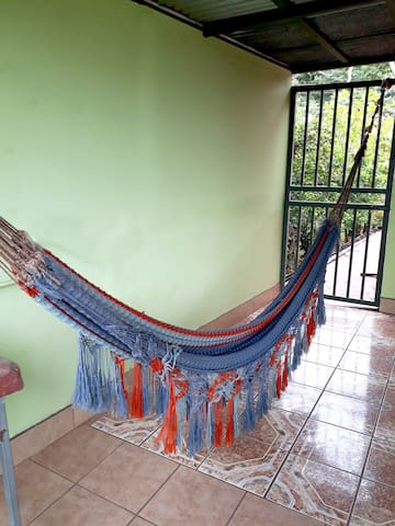 This hammock will put you right to sleep :-)