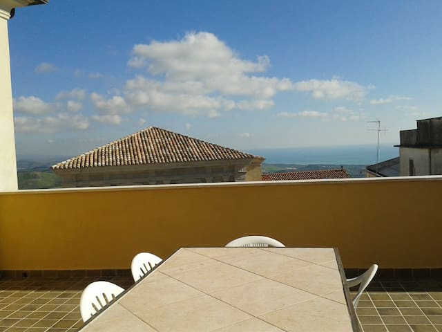 Appartamento splendida vista golfo - Squillace - Appartement