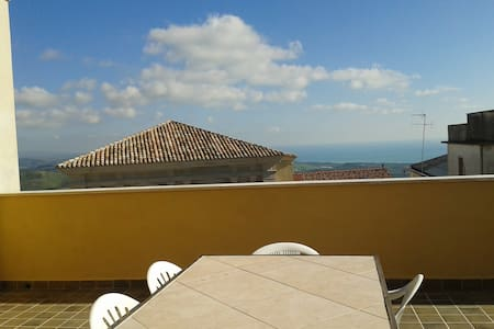Appartamento splendida vista golfo - Squillace - Wohnung
