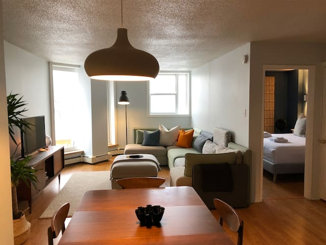 Downtown Halifax Suite w/ Comfy King & Parking Inc