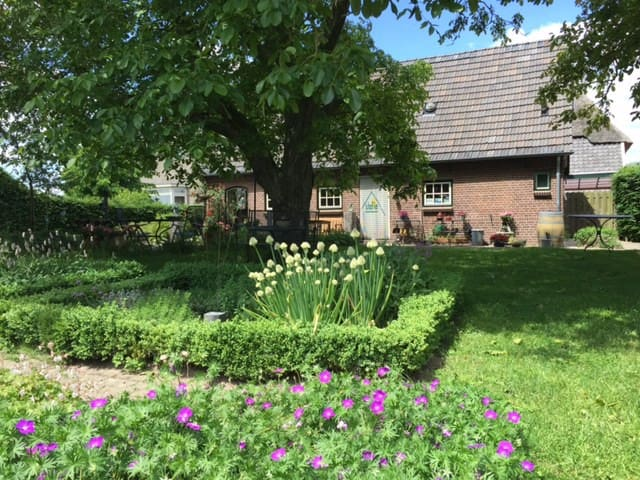 Rust en Natuur in buitengebied van Olburgen - Olburgen - Bed & Breakfast