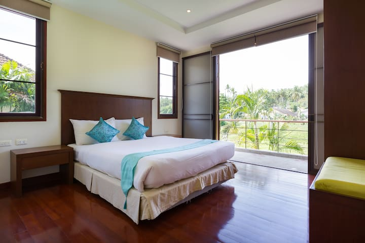 'Bangtao Beach Villa' - Choeng Thale - House