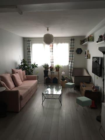 Studio cosy à Villeurbanne