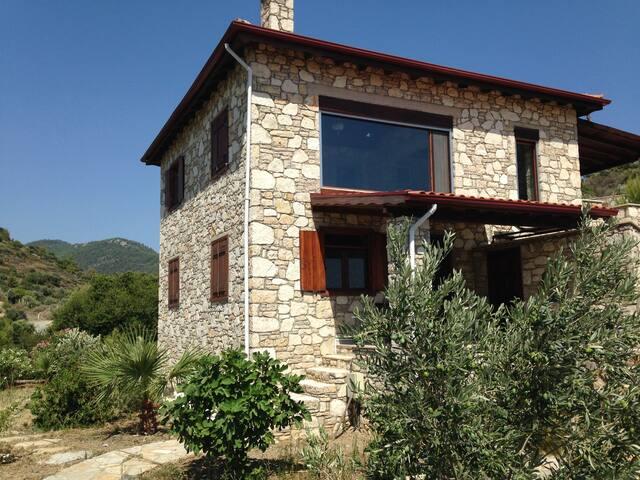 Stone-Villa TashMahal in Maziköy/ Bodrum
