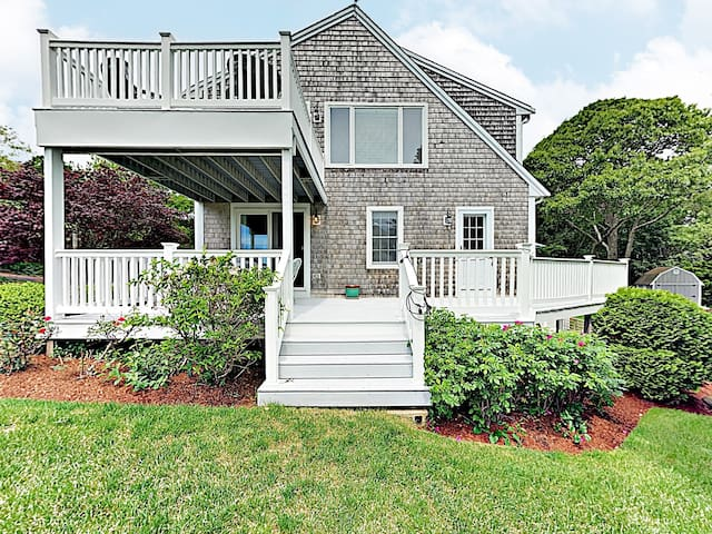 Located in the Waterfront District, your rental is less than a mile to downtown Hyannis for dining, shopping, and sightseeing.