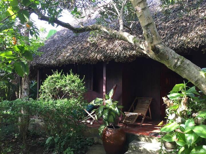Jardin Du Mekong Homestay - Twin 08 (Full package)