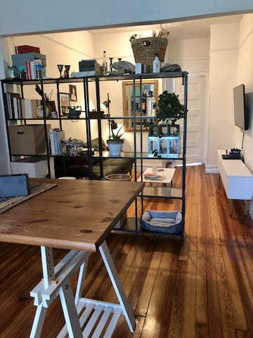 Victorian Bedroom in Coveted Northern Bushwick