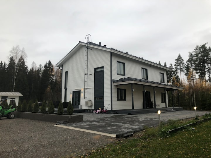Villa forestcorner