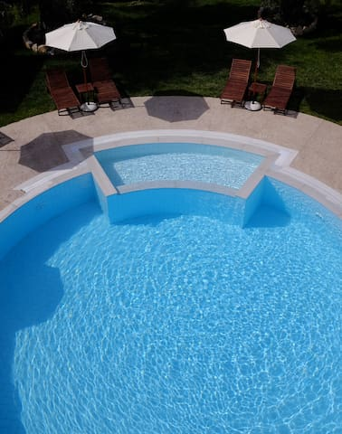 Κάmares Luxury Apartments with shared pool - Lefkada - Apartemen