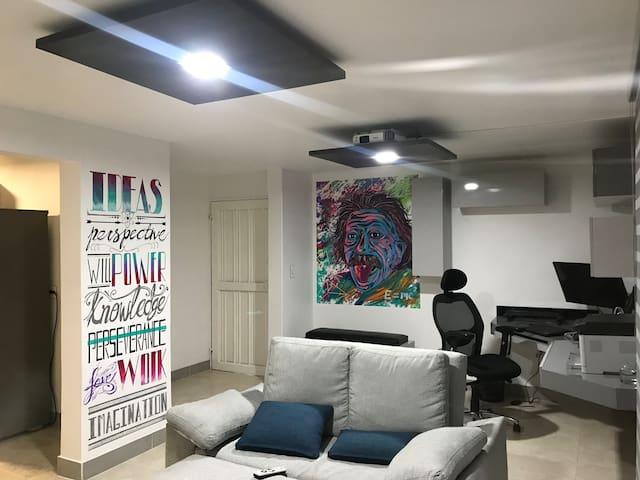Conjunto Villa del Río, Apartamento 39