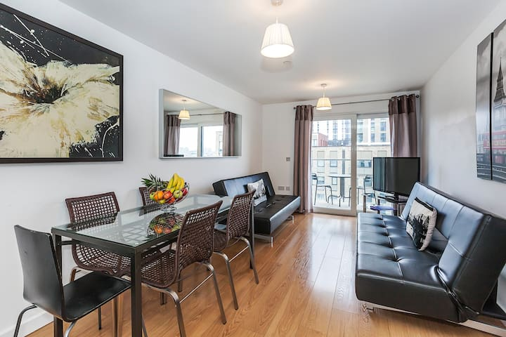 2 Bedroom apartment near O2, Excel 077