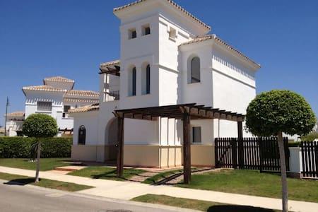 Super Villa Dearsley with Private Pool - Torre-Pacheco - Villa